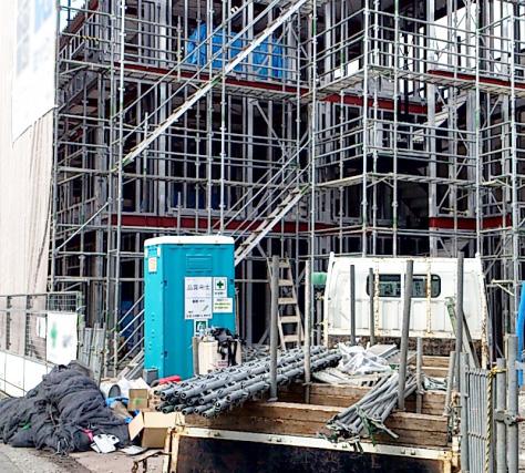 建設現場のイメージ
